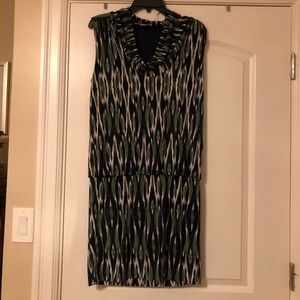 Michael Kors casual sleeveless dress